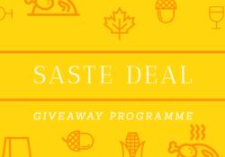 Saste Deal Giveaway Program