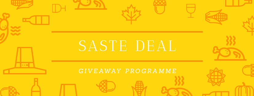 Saste Deal & Loot Alert Giveaway Program