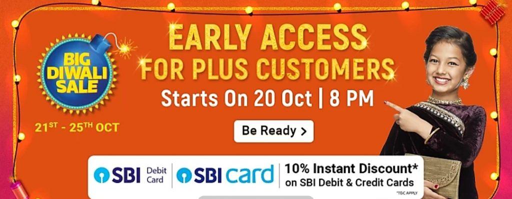 Flipkart-Big-Diwali-Sale-Sbi-card-offer