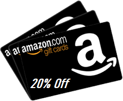 Amazon Pay Gift Card Offer Buy At 20% Off Trick