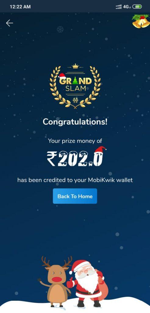 Mobikwik Cashback