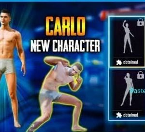 How To Get Free Carlo Character Voucher – PUBG Tricks