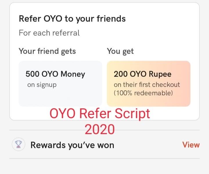 How To Redeem Oyo Money
