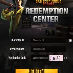 How To Redeeming  PUBG Coupon – PUBG Redemption Center