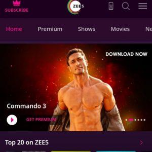 Free ZEE5 Subscription Tricks – Zee5 Premium Free