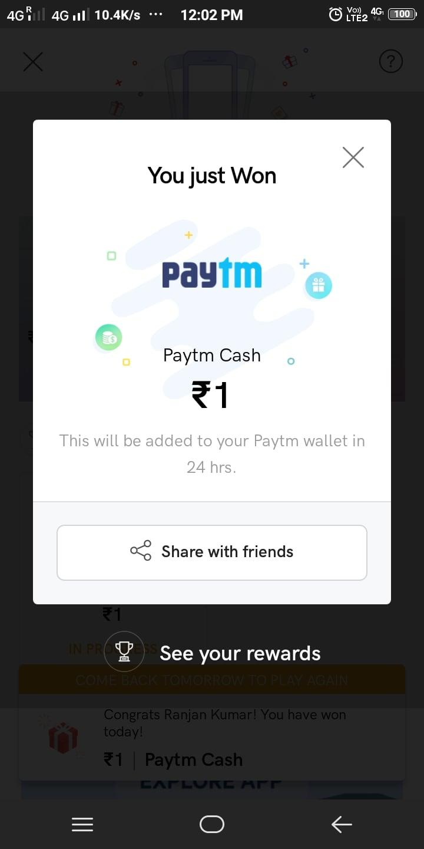 OYO Q Quiz Answer Today | 7th April – Win ₹50 Lakh Paytm Cash