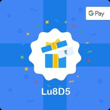 Google Pay Referral Code (Lu8D5) – Google Pay loot Offers