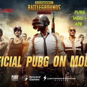 PUBG Mobile MOD APK v0.18.0 Download – Free PUBG Mod 2020