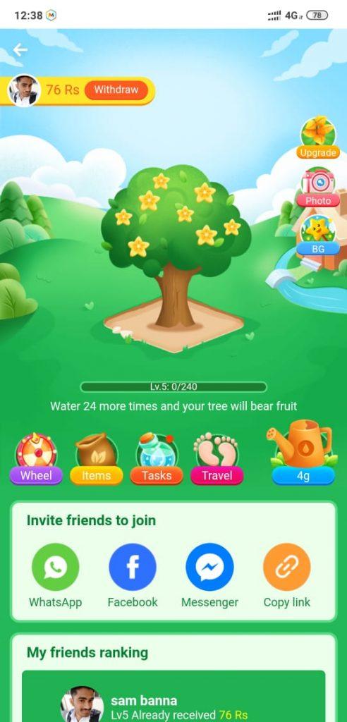 Hago Money Plant Offer
