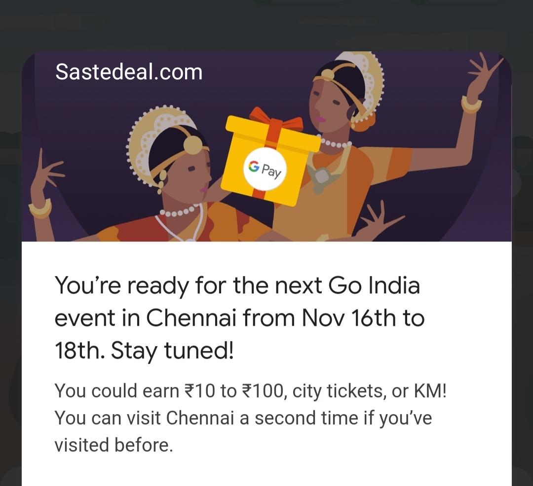Chennai Event Quiz Answers