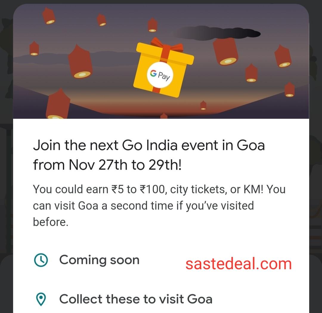 Goa Event Quiz Answers 27th November 2020