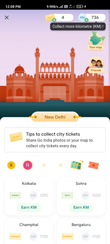 Google Pay Go India Game Diwali 2020 Offer