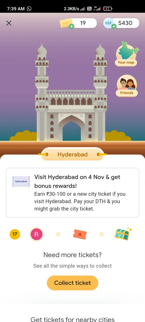 Google Pay Go India Hyderabad Event Answers