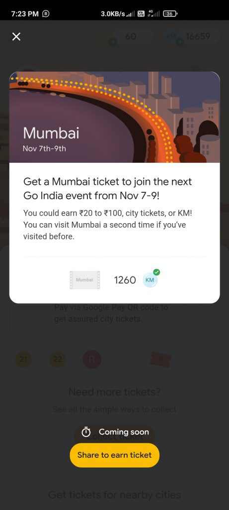 Google Pay Go India Mumbai Event Quiz Answers