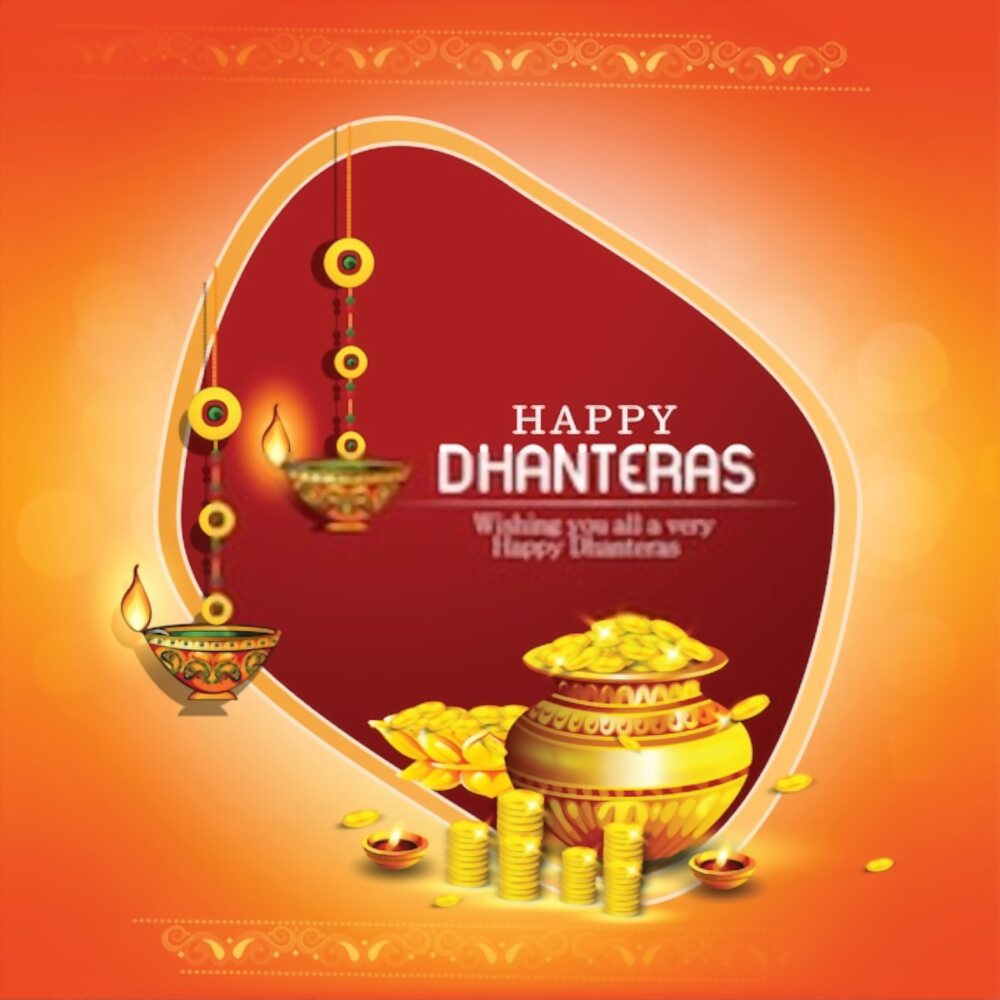 Happy Dhanteras 2020 WhatsApp Images