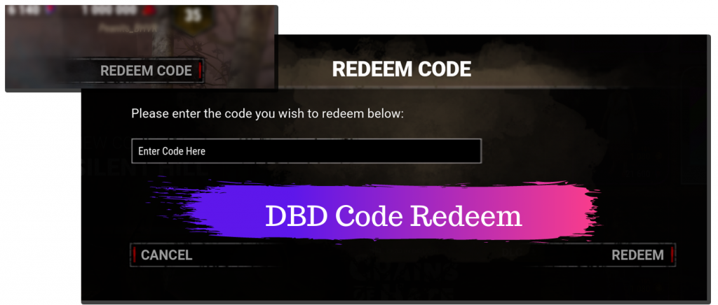 How To Redeem DBD Promo Code (Dead By Daylight)