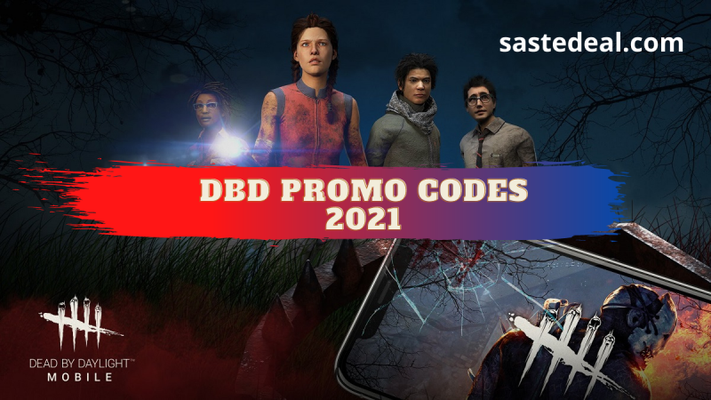Dead By Daylight Promo Codes