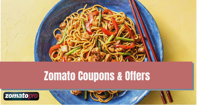 Zomato Coupons & Offers