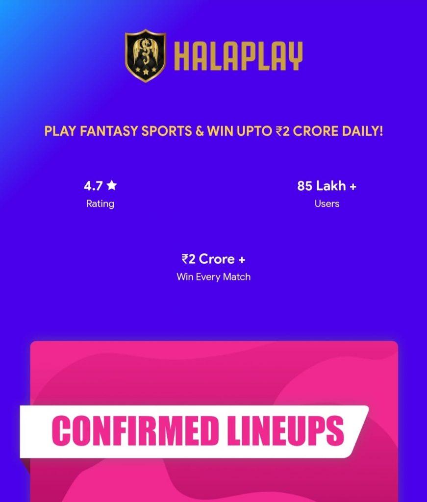 Hallaplay Cricket Fantasy