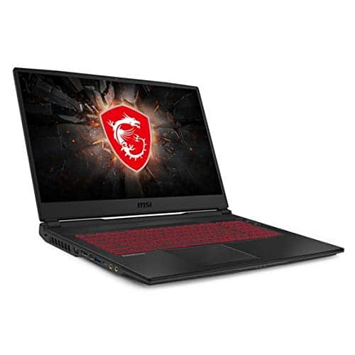 MSI GF63 Thin gaming Laptop under 60k INR budget