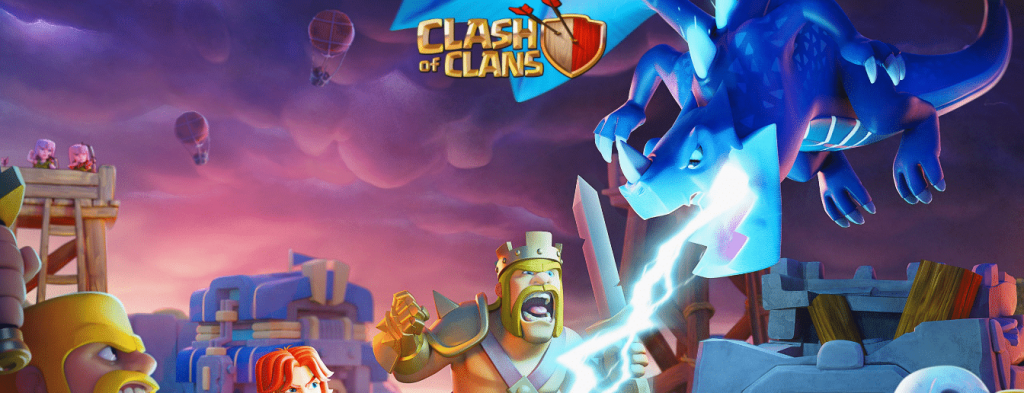 Clash Of Clans Free Gems & Coins