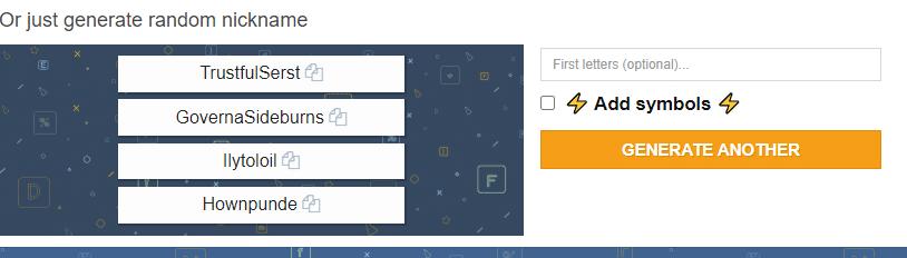 Nickfinder.com