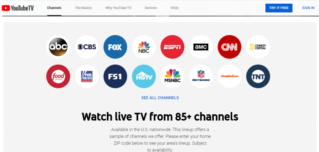 What Is Youtube TV & Youtube TV Promo Codes?