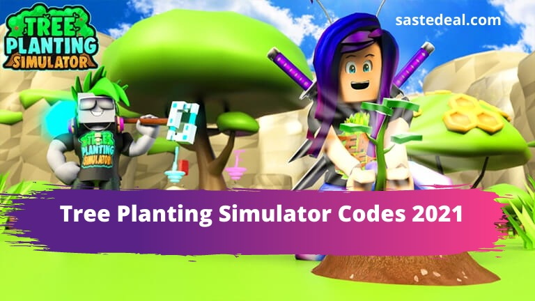 Tree Planting Simulator Codes Roblox