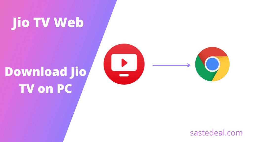 Jio TV Web: How To Use Jio TV On PC & Laptop