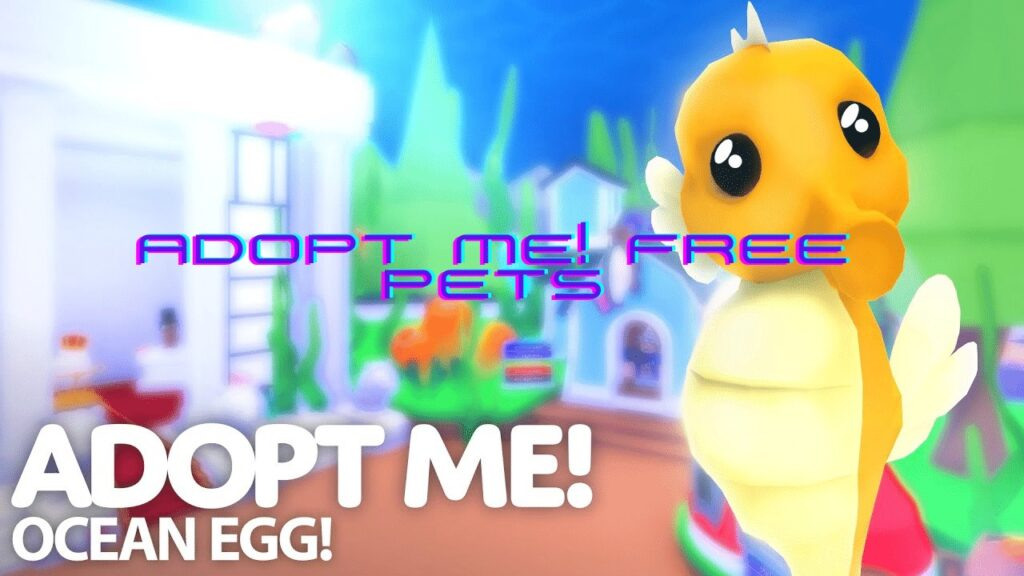 How To Get Free Pets In Roblox Adopt Me