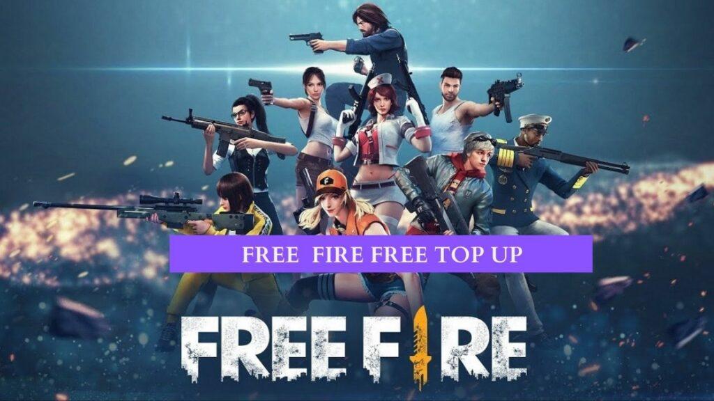 Free Fire Diamonds Top-up