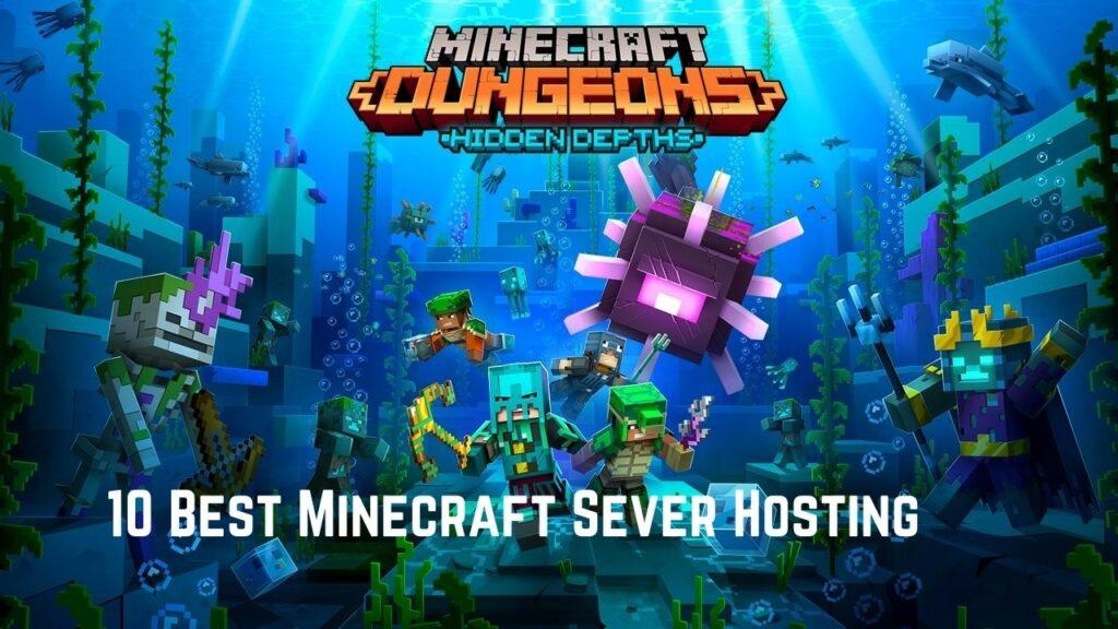 10 Best Minecraft Cloud Server Hosting