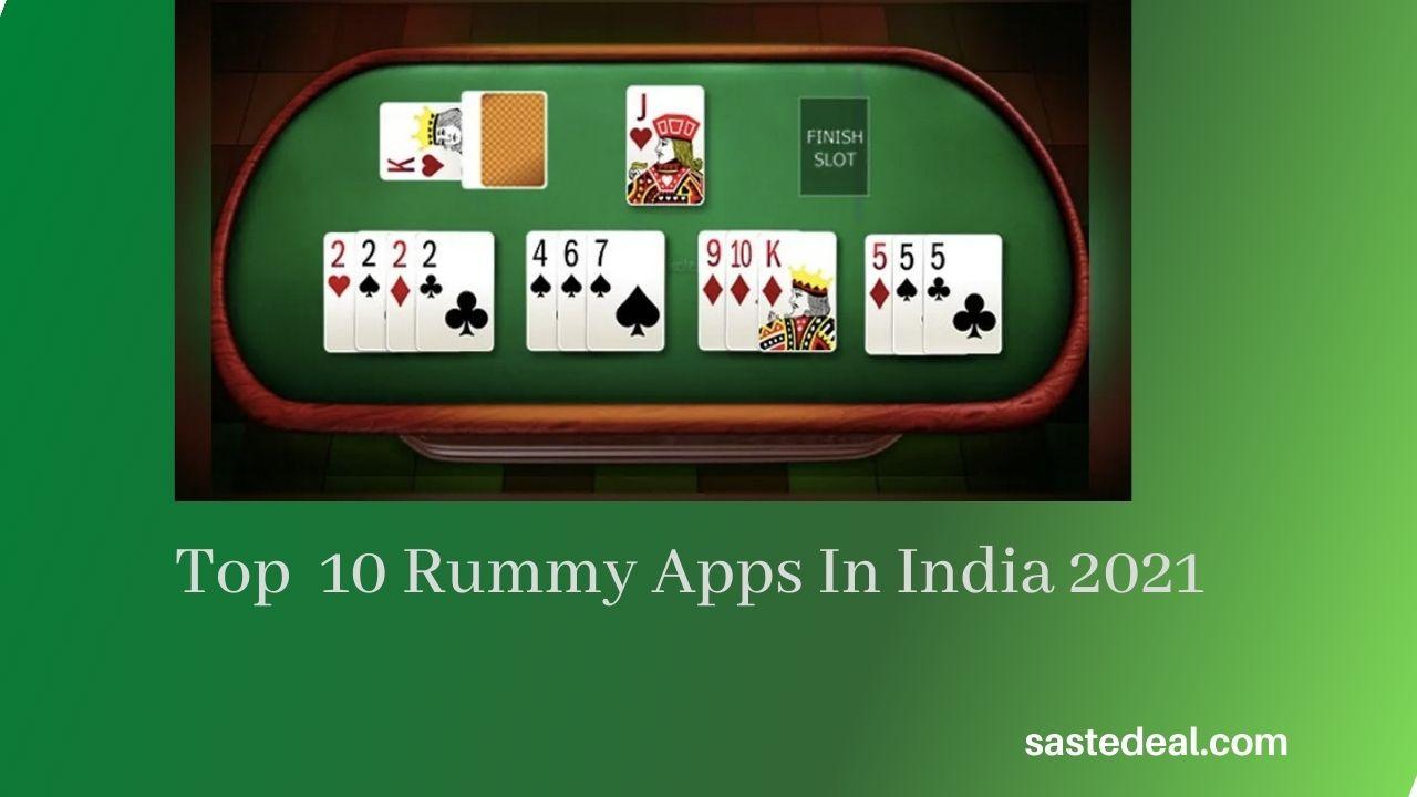 Best Rummy Apps