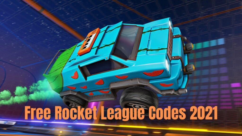Rocket League Code 2021