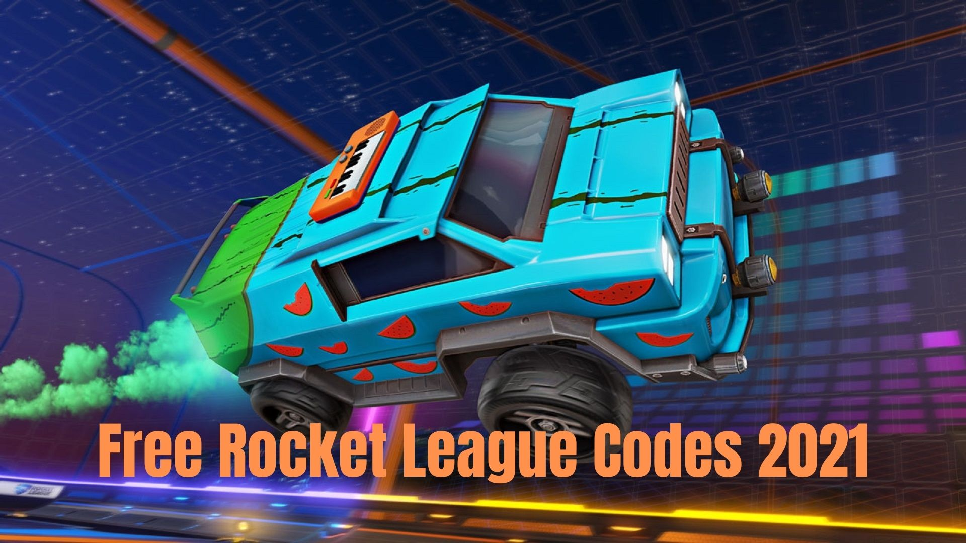 Rocket League Redeem Code