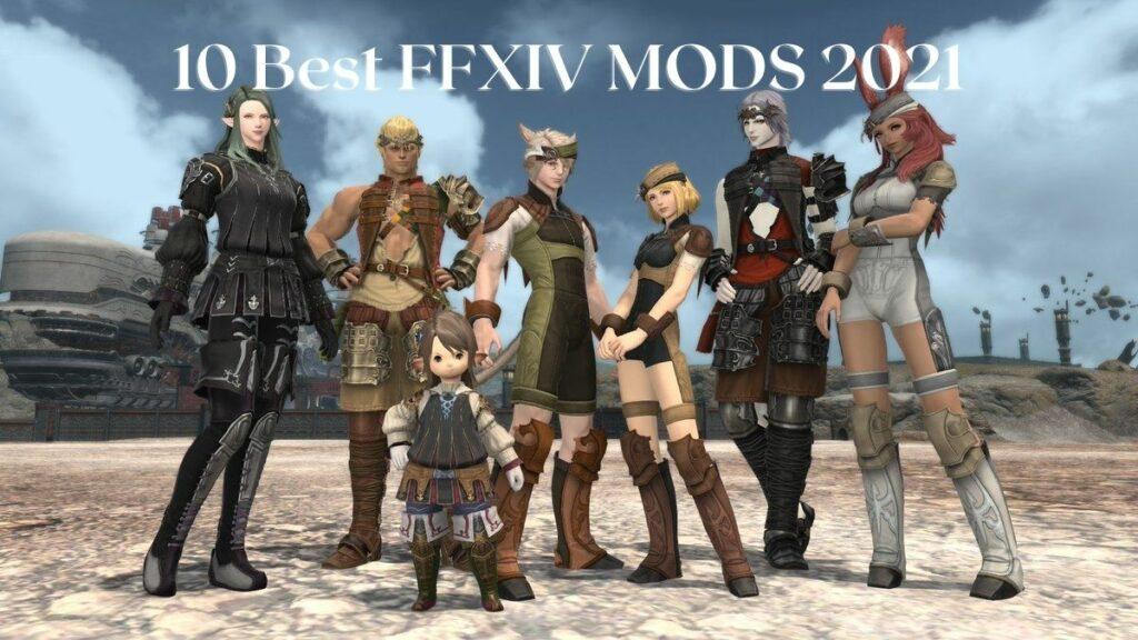 10 Best FFXIV MODS