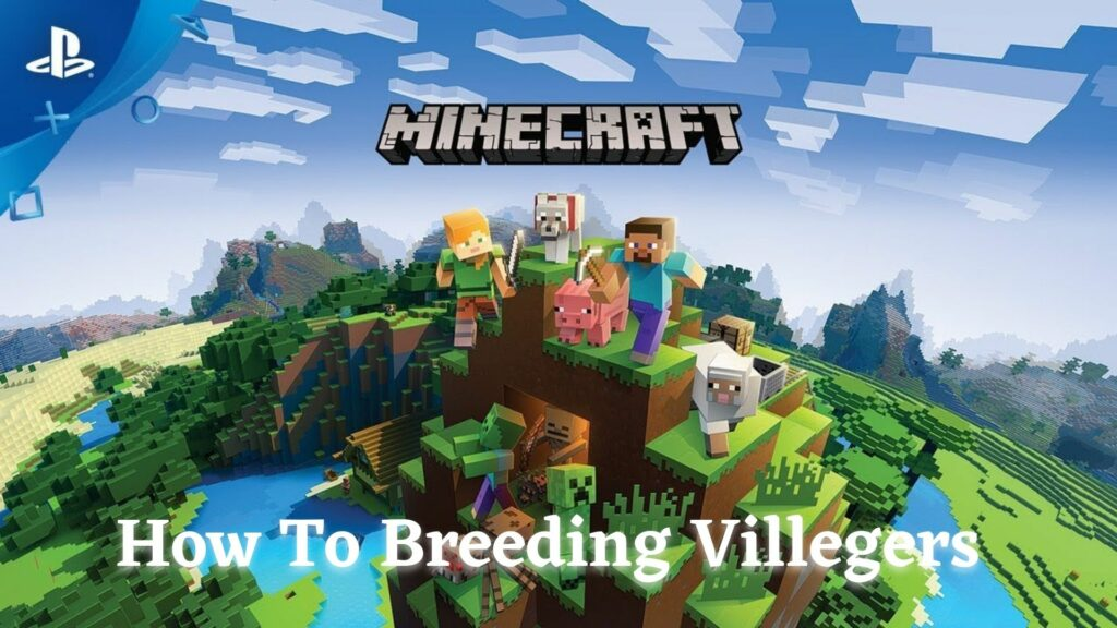 How To Breed Villagers In Minecraft Bedrock PE