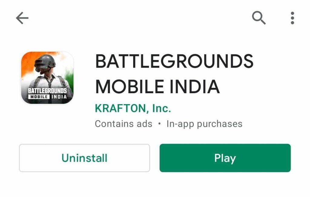 Battlegrounds India Version 1.4.1 Download Link