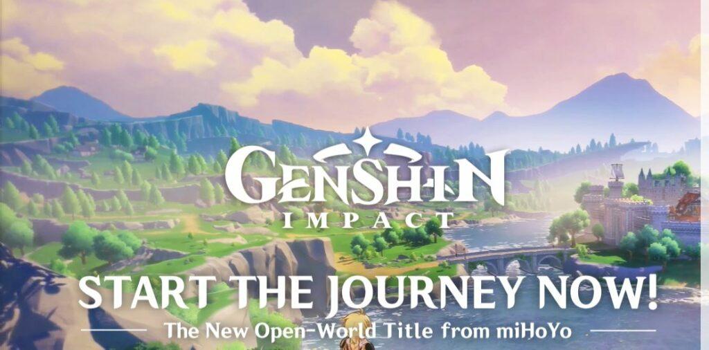 Genshin Impact Nintendo Switch Release Date