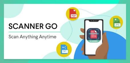 Scanner Go The Best CamScanner Alternative App