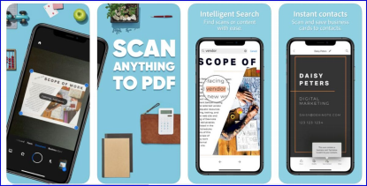Scan Any To PDF App CamScanner Alternative