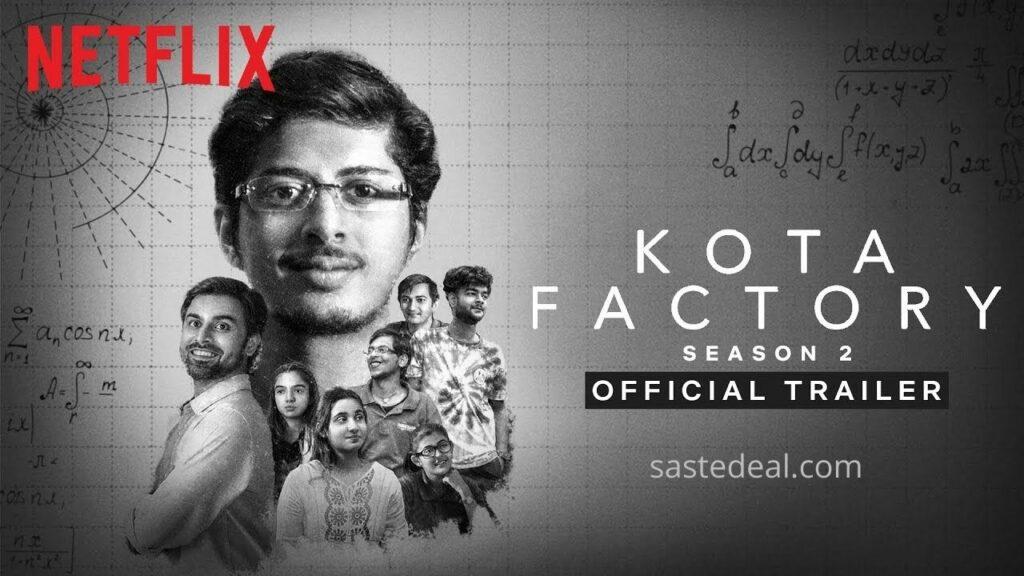 Kota Factory Season 2 Netflix Free Trail