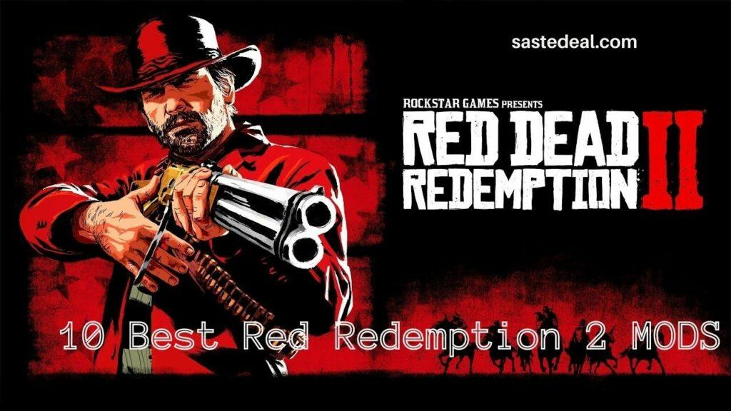10 best red redemption2 mods